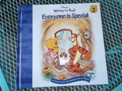 Winnie the Pooh Everyone is Special
