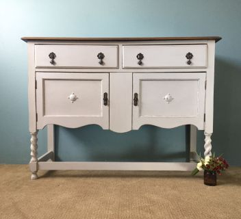Beautiful Refinished Antique Sideboard/Buffet