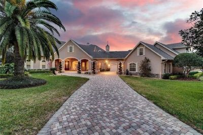 Impressive Home with Breathtaking views in Johns Lake!!
