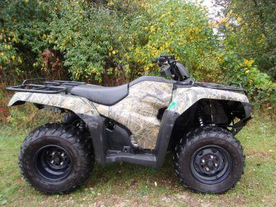 2016 Honda FourTrax Rancher 4x4 Utility ATVs Mukwonago, WI