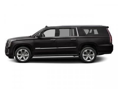 2016 Cadillac Escalade ESV Premium (Black Raven)