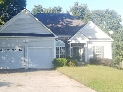 3 Bed 2 Bath Preforeclosure Property in Carrollton, GA 30116 - John Gordon Pl
