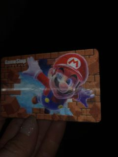 $25 GameStop gift card-asking $20; Pearland porch pickup