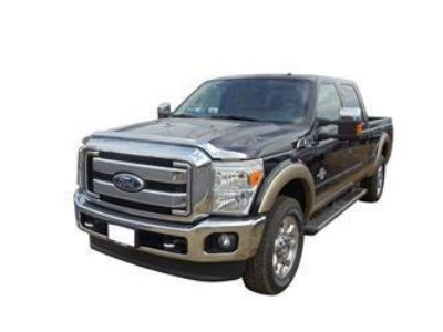 Find FORD F250 SD 680059 Chrome Hood Shield Bug Guard Trim 2011-2014 motorcycle in Cleveland, Ohio, US, for US $133.95