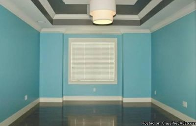 House Painting, Interior & Exterior. Superior quality work done.