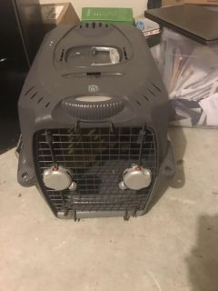 Next to new dog carrier- large breed