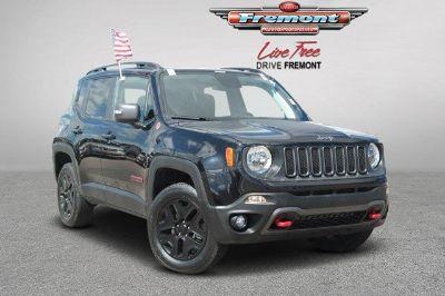 2018 Jeep Renegade Trailhawk 4x4 (black)