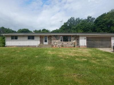 3 Bed 1 Bath Foreclosure Property in Bellevue, MI 49021 - Reynolds Rd