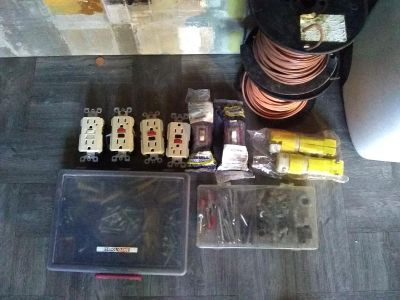 #12 electrical copper and electrical kits