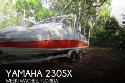 2007 Yamaha 230AR