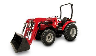 2017 Mahindra 2538 HST Compact Tractors Lawn & Garden New Braunfels, TX