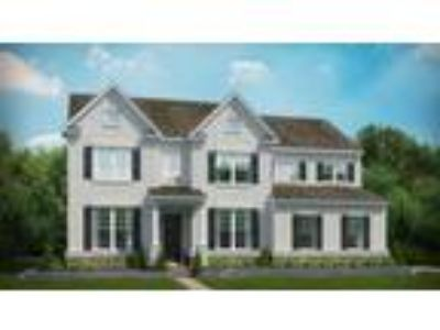 The Kasey by Stanley Martin Homes: Plan to be Built