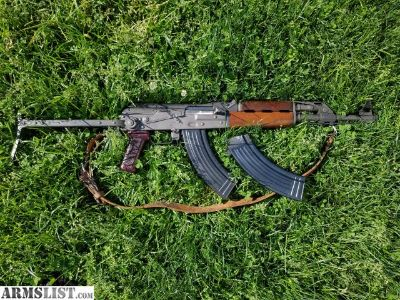For Sale: Yugoslavian AK-47 underfolder 7.62 x39