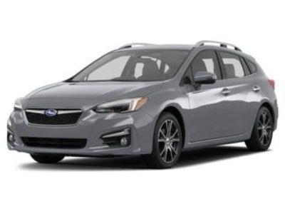 2018 Subaru Impreza 2.0i Limited with EyeSight, Moonroof, Navigation,