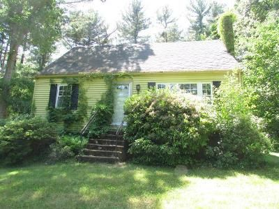 3 Bed 1.5 Bath Foreclosure Property in Foxboro, MA 02035 - Lakeview Rd