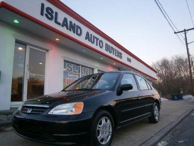 2001 Honda Civic DX (Black)