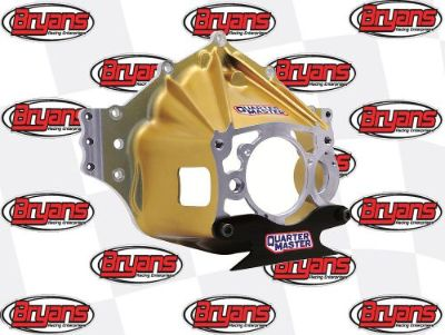 Sell QUARTER MASTER MAGNESIUM BELLHOUSING 110150R REVERSE MOUNT CHEVY BORE DIAMETER motorcycle in Santee, California, United States, for US $599.99