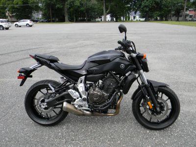 2016 Yamaha FZ-07 Sport Motorcycles Springfield, MA