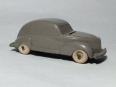 1939 Mercury Promotional Car