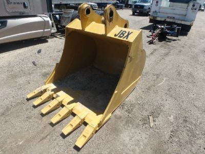 48'' Excavator Bucket With Ripper Shanks RTR#7031809-03