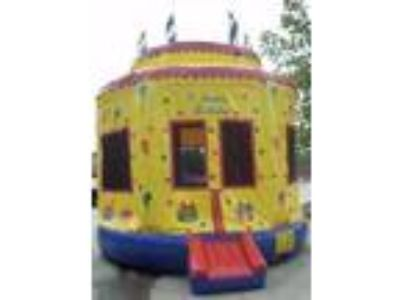 Atlanta Birthday Cake Bounce House For Rent for Rent