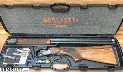 For Sale: NIB Beretta 690 Sporting Black 12g