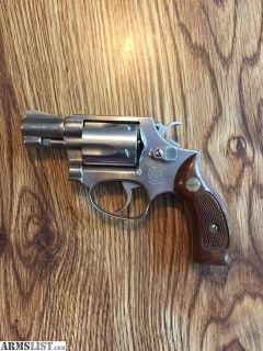 For Sale/Trade: Smith and Wesson model 60 no dash