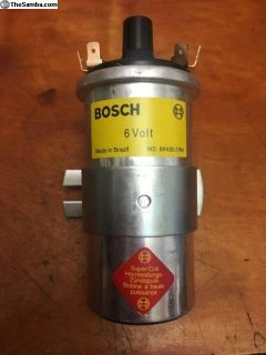 Ignition Coil 6V Bosch (00 016)