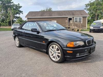 2003 BMW 3-Series 330Ci (Black)