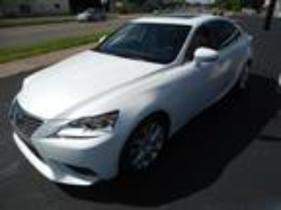 Used 2014 LEXUS IS 250 For Sale
