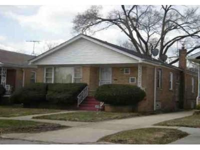 3 Bed 1.5 Bath Foreclosure Property in Chicago, IL 60628 - S Princeton Ave