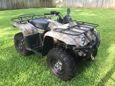 2011 Yamaha BIG BEAR 400