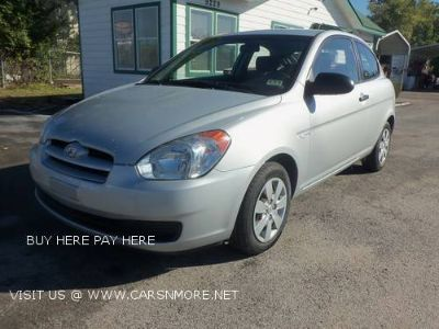 2008 Hyundai Accent - ONE OWNER