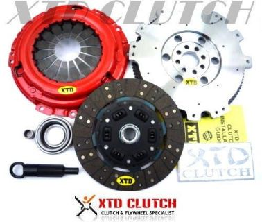Buy XTD STAGE 2 CLUTCH & 13LBS CR FLYWHEEL KIT FITS SR20DET SILVIA 240SX 200SX motorcycle in Los Angeles, California, United States, for US $240.00