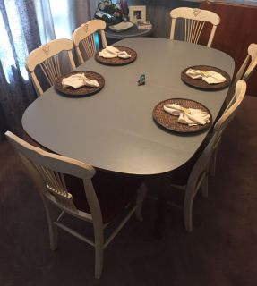 Antique Tell City Dining Table ~TABLE ONLY~