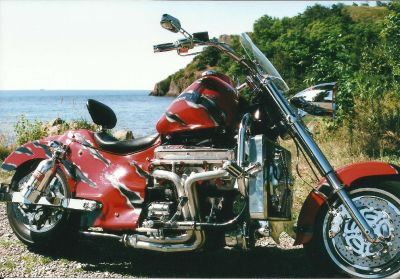 2004 Boss Hoss ZZ4