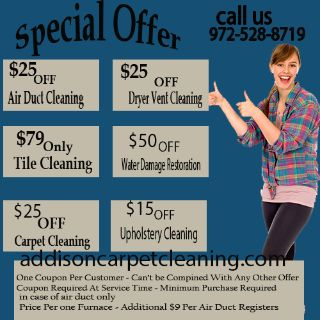 Addison TX Carpet Cleaning