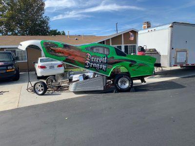 Jet Funny Car