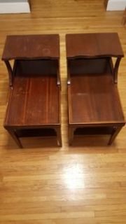 nightstands end tables
