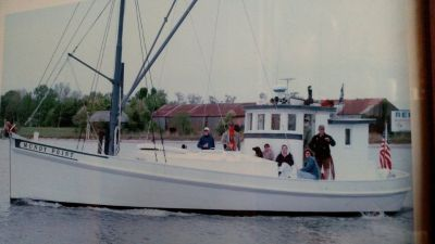 1928 Chesapeake Bay Buyboat MUNDY POINT