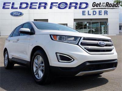 2016 Ford Edge (White)