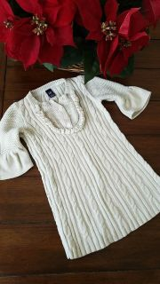 GapSweater Dress So cute with tights and boots
