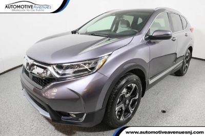2017 Honda CR-V (Modern Steel Metallic)