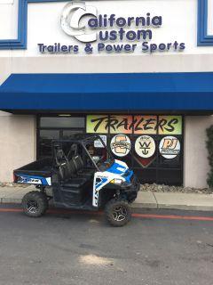 2017 Polaris RANGER 1000XP, PS Sport Side x Side ATVs Elk Grove, CA