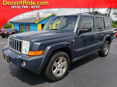 2007 Jeep Commander Sport (Mineral Gray Metallic)