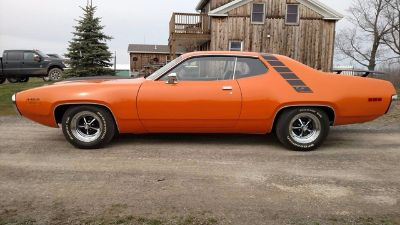 1971 Plymouth Road Runner Recreation