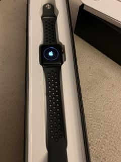 Nike Apple Watch 38mm series 3 with cellular