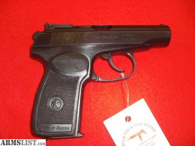 For Sale: Russian made Makarov in 380