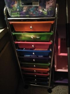 Color drawers