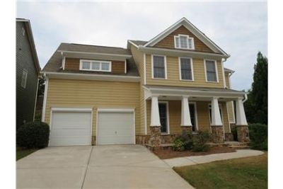 House for rent in Marietta. Washer/Dryer Hookups!
